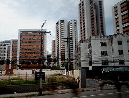 3. Fortaleza, Brazil