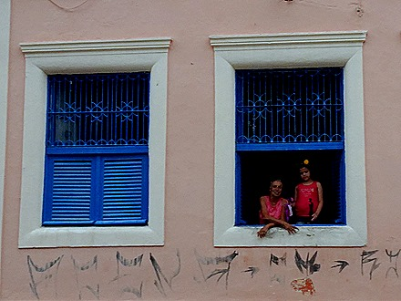 76a. Recife & Olinda, Brazil