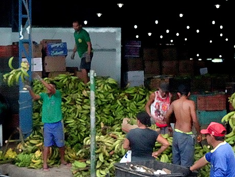 10. Manaus, Brazil (Day 1)
