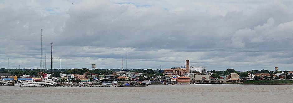 100. Boca de Valeria, Brazil