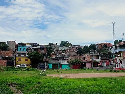 100. Manaus, Brazil (Day 1)