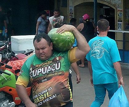 11. Manaus, Brazil (Day 1)
