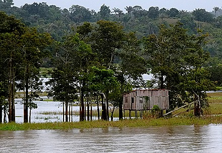 12. Boca de Valeria, Brazil