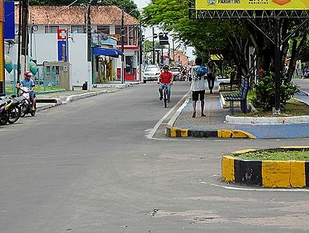 14. Parentins, Brazil