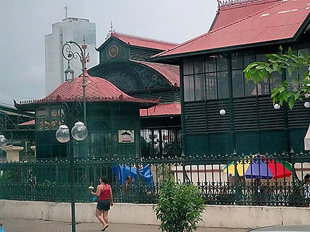 16. Manaus, Brazil (Day 1)