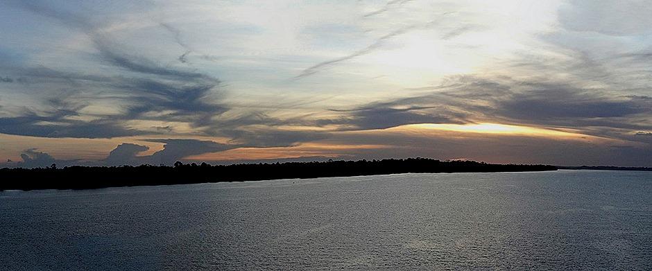 16a. Boca de Valeria, Brazil_stitch