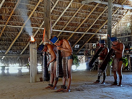 170. Manaus, Brazil (Day 1)