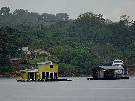 181. Manaus, Brazil (Day 2)