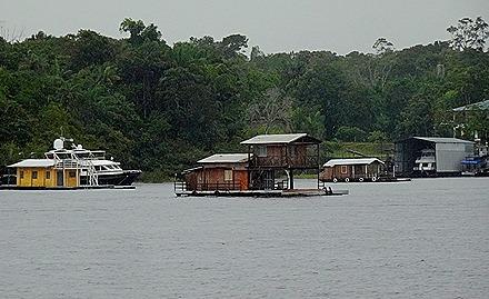 191. Manaus, Brazil (Day 2)