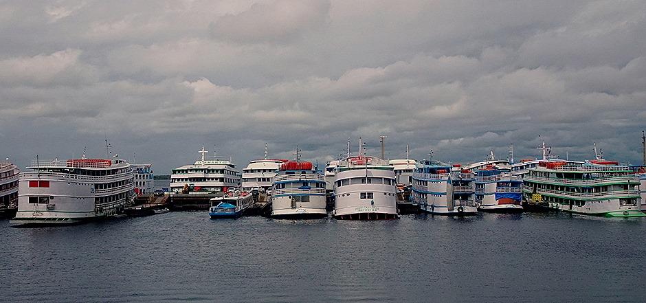 2. Manaus, Brazil (Day 1)