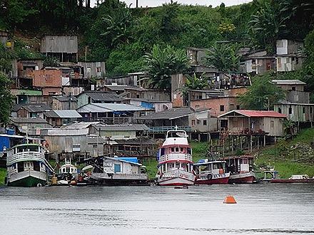 201. Manaus, Brazil (Day 2)