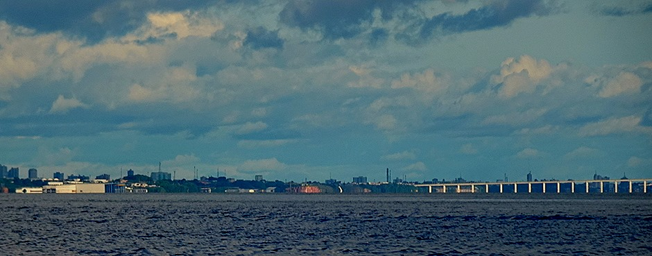 254. Manaus, Brazil (Day 1)