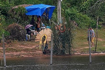 31. Boca de Valeria, Brazil