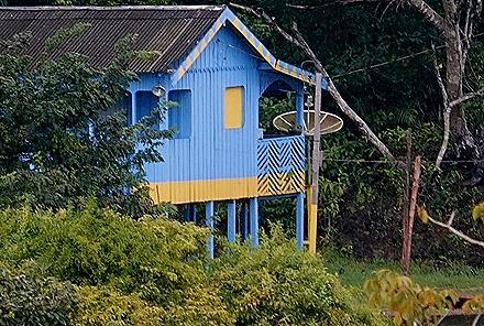 36. Boca de Valeria, Brazil