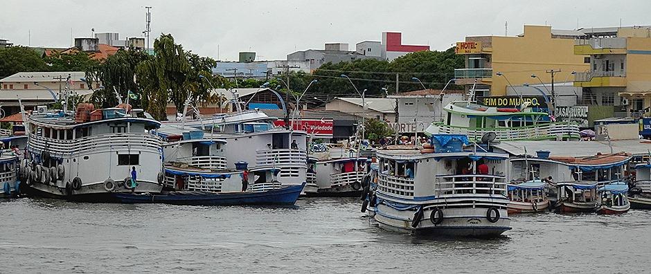 43. Santarem, Brazil