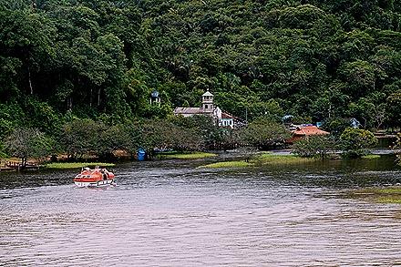 44. Boca de Valeria, Brazil