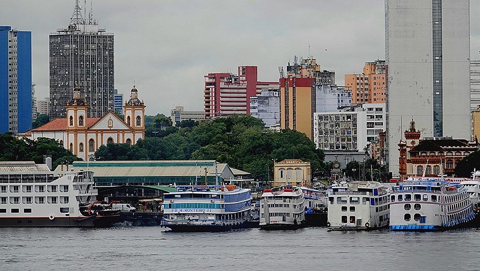 5. Manaus, Brazil (Day 2) (RX10)