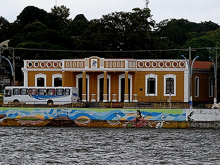 50. Santarem, Brazil