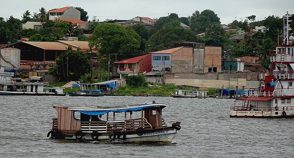 53. Santarem, Brazil