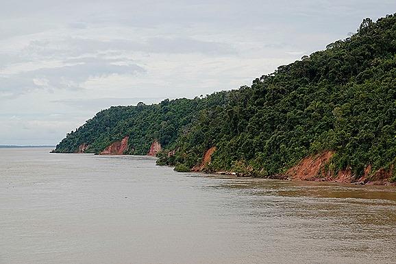 55. Boca de Valeria, Brazil