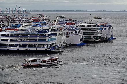 6. Manaus, Brazil (Day 1) (RX10)