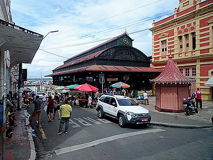 6. Manaus, Brazil (Day 1)