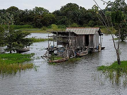 61. Santarem, Brazil