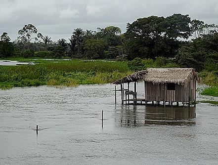 74. Santarem, Brazil
