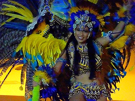 75. Parentins, Brazil