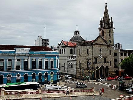 79. Manaus, Brazil (Day 1)