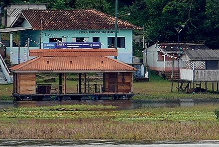 81. Boca de Valeria, Brazil