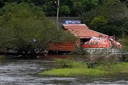 9. Boca de Valeria, Brazil