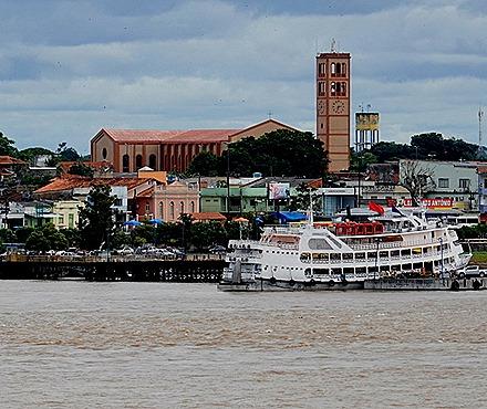 96. Boca de Valeria, Brazil