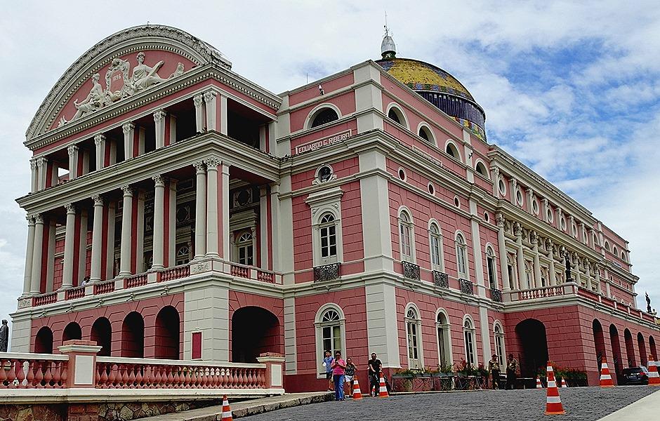 96. Manaus, Brazil (Day 1)