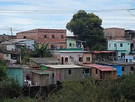 98. Manaus, Brazil (Day 1)