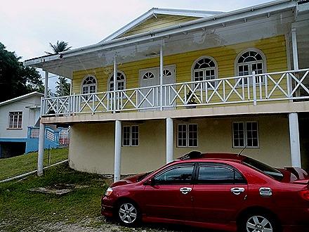 14. Bridgetown, Barbados