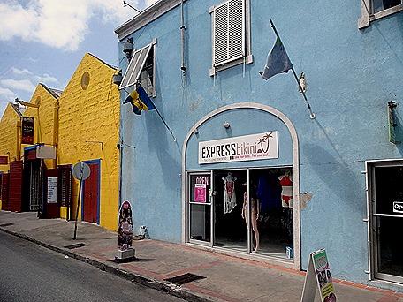 143. Bridgetown, Barbados
