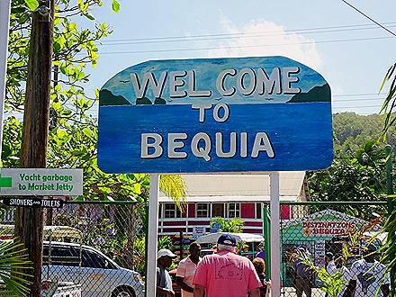 2. Port Elizabeth, Bequia, Grenadines