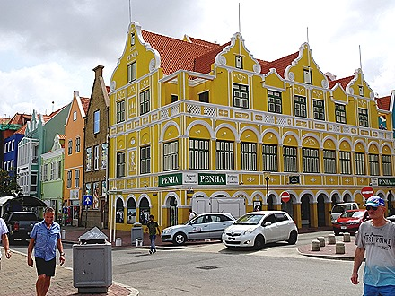 30. Willemstadt, Curacao