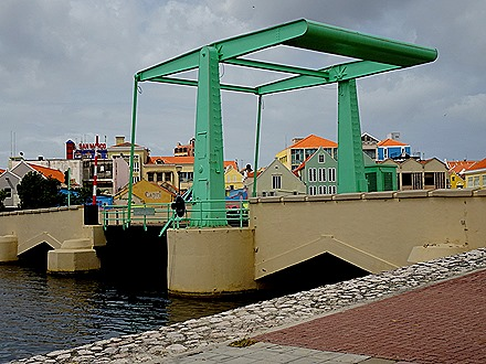 44. Willemstadt, Curacao