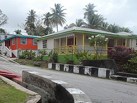 6. Bridgetown, Barbados