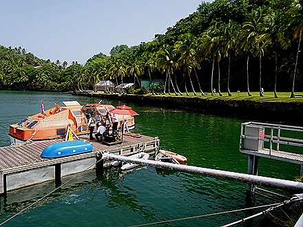 9. Devil's Island, French Guiana