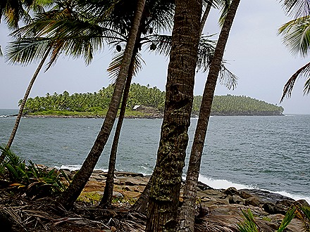 97. Devil's Island, French Guiana
