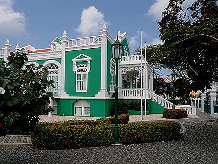 12. Orangestadt, Aruba