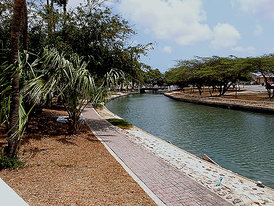 29. Orangestadt, Aruba