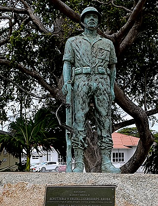 33. Orangestadt, Aruba