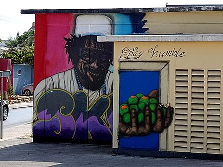 6. Orangestadt, Aruba