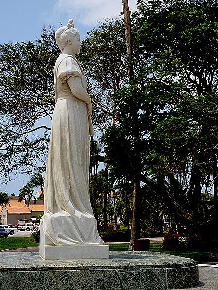 61. Orangestadt, Aruba