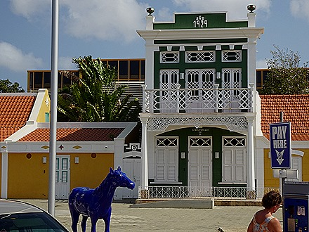 8. Orangestadt, Aruba