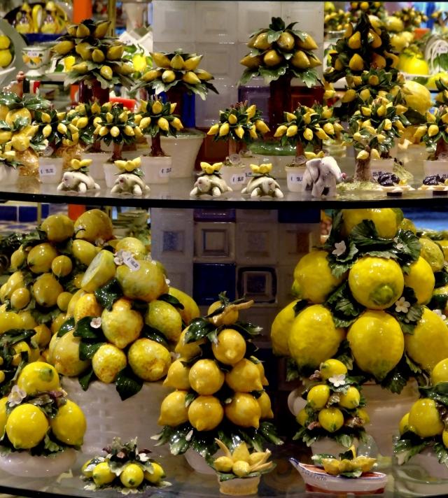 Lemons, lemons, lemons . . .